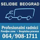 Kombi Prevoz Selidbe Beograd